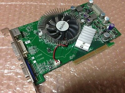 Nvidia geforce 6200 agp 128mb