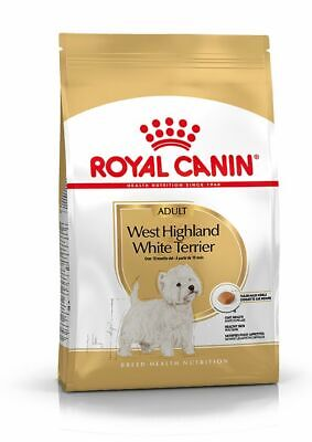 Pienso Royal Canin WEST HIGHLAND WHITE TERRIER ADULT para perros adultos