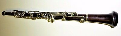 Nice old Tribert Paris Wooden French Oboe