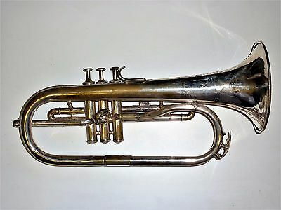 Old Class A Boosey & Co. Silver plated horn