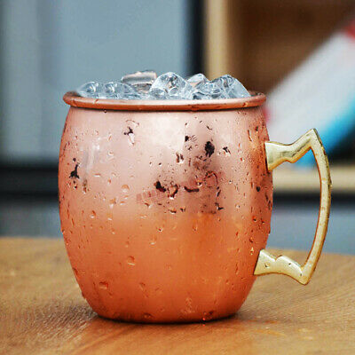 1PC 19oz Moscow Mule Copper Mug Drinking Home Party Cocktails Wine Beer Cup