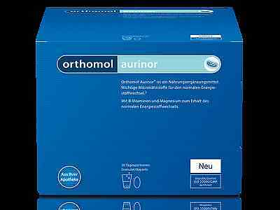 ORTHOMOL aurinor, 30 Daily Portion,Granules/Capsules