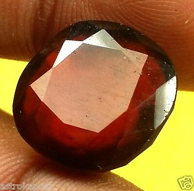 17.52 CT AFRICAN HESSONITE 100% Natural GIE Certified AAA+ BEST Quality Gemstone