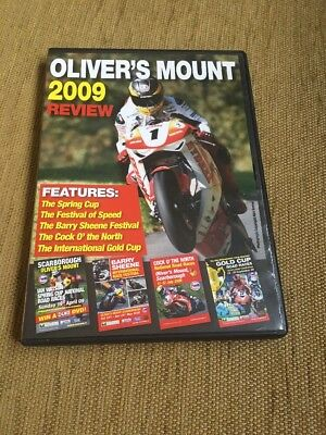 Olivers Mount Auto 66 2009 Review Spring Cup/Gold Cup / Guy Martin