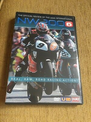 Duke Video North West Road Racing 2006 Review DVD