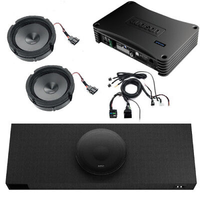Audison Prima APSP G7 Front Speakers & Subwoofer Audio Package for VW Golf Mk7