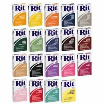 RIT Fabric Dye Powder (31.9g) - Choose Your Colour