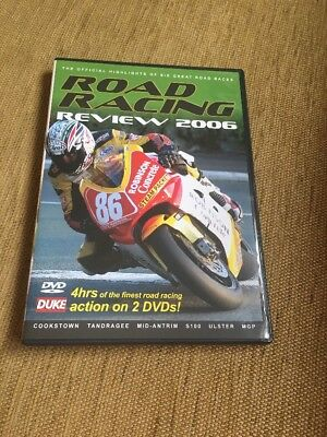 Duke Road Racing Review 2006 Cookstown/Tandragee/Ulster/ Southern 100/MGP/