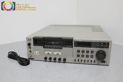 JVC BR-S605UB Professional S-VHS Record & Edit Deck Fully Tested FREE SHIPPING