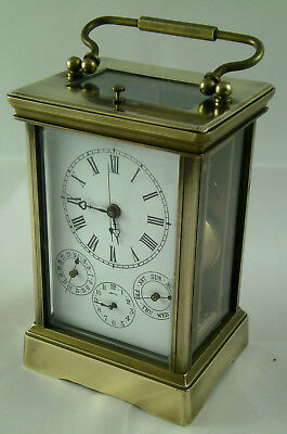 Very Nice Carriage Clock with complications
