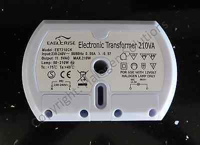 Rapid Post:Eaglerise EET210CK SET210CS SET150CS Transformer 210W New 18 Mnth War