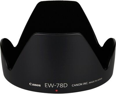 Canon New Lens Hood for Lens with 78mm Hood Diameter
