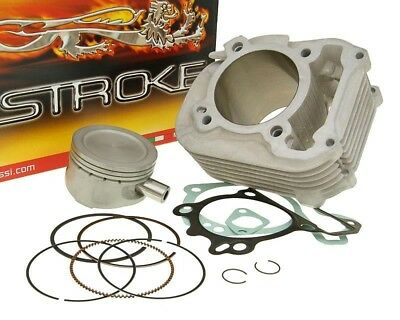 Zylinder Kit MALOSSI RACING 187ccm for Piaggio Leader CARBURETTOR