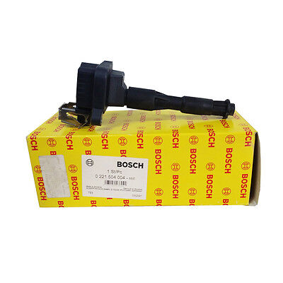 BOSCH Ignition Coil 0221504004 for BMW Z3, X5, 3 and 5 series, M3, MG ZT, ROVER