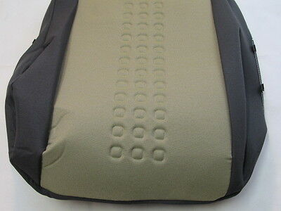 New Genuine Fiat Panda 2003-2009 Front Seat Cover Dynamic Sand  71748587