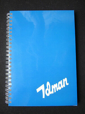 Idman Lighting Factory's 1958 pictorial lamp catalog facsimile Paavo Tynell