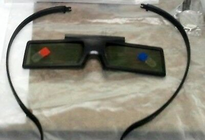 Official Samsung SSG-4100GB 3D Active Glasses x 1 Genuine