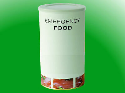(47,50€/kg)  Emergency Food Volleipulver – 500g Dose