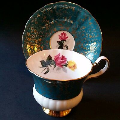 Beautiful Winsor Cup and Saucer