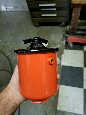 vintage purolator oil filter canister