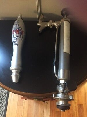 Perlick Commercial Vintage Keg Tap Pump Beer Brew Dispenser Tapper