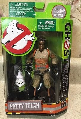 Ghost Busters Patty Tolan Action Figure New In Box Ghost Head