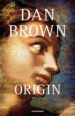 Dan Brown: Origin NUOVO 9788804681960