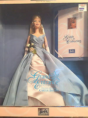 Grand Entrance Barbie Collection Edition 2nd in series Carter Bryant