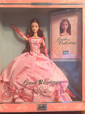 Grand Entrance Barbie Collection Edition 2nd in series Sharon Zuckerman 53841