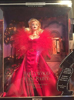 BARBIE DOLL 2001 HOLLYWOOD CAST PARTY MOVIE STAR COLLECTION 5th IN SERIES NIB