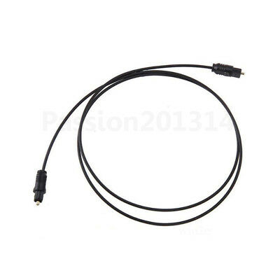 Square to Square TOSLINK Digital Audio short audio optical cable PC TV DVD