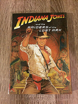 Indiana Jones and the Raiders of the Lost Ark (DVD, 2008, Widescreen)