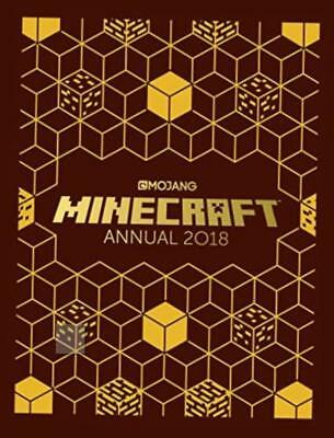 The Official Minecraft Annual 2018: An official Minecraft book from ...