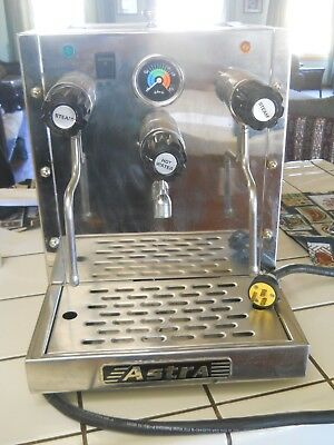 USED Astra STP 1800 Standard Steamer Pour-Over for Coffee and Espresso Beverages