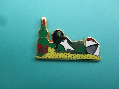 Pins Arthus Bertrand , Pin'up, GET 27