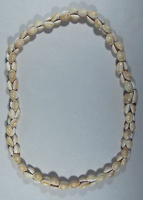 Vintage '70s Shell Necklace!  Okinawa Love Beads!