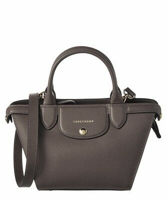 fadd3d71a6 NEW】LONGCHAMP LE PLIAGE Heritage-Small-Leather Satchel -Terra【Made ...