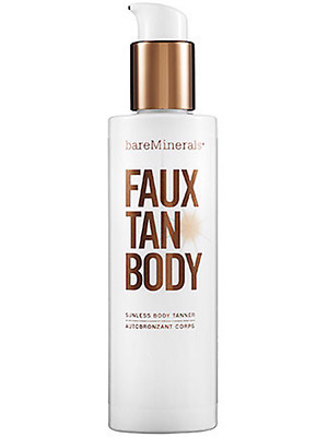 bareMinerals Faux Tan Body Sunless Body Tanner 6 oz.