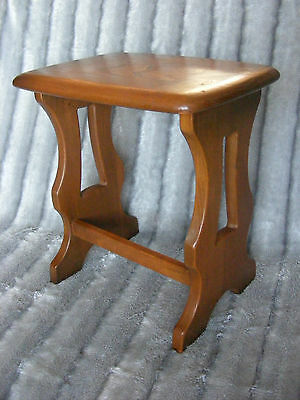 Table From Set Ercol Nest of Tables Vintage Retro Mid Century Design 498C 498 C