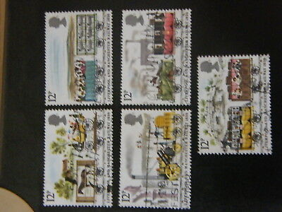 1980 -  Liverpool and Manchester Railway - used set