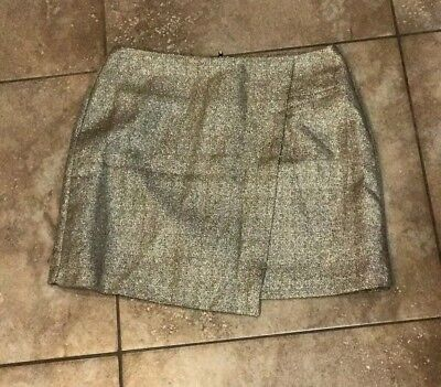 7501f8d061 FOREVER 21 Contemporary Rose Gold Short Sparkly Sequin Mini Skirt Size  Small NWT