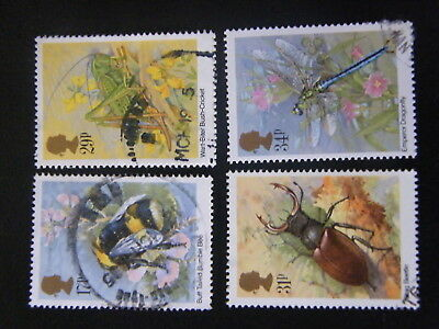 1985 - Insects - used set
