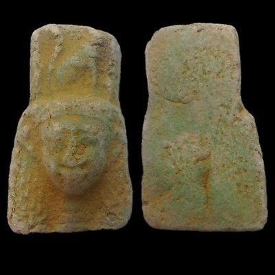 Beautiful Authentic Ancient Egyptian Amulet 300BC