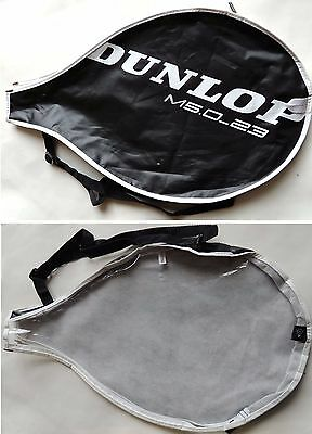 Dunlop M5.0_23 Tennis Racket Cover Bag 48x29cm Black