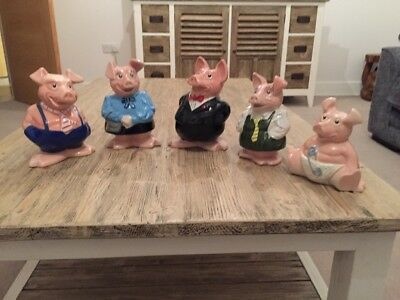 Wade Natwest Pigs Full Collection