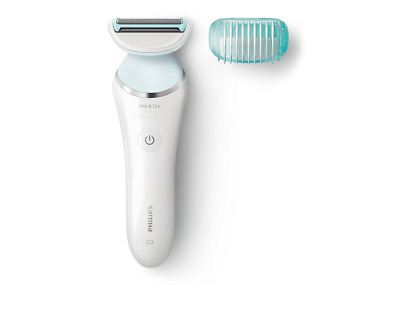 Philips SatinShave Women Wet and Dry Shave Advanced Electric Ladyshave BRL130/00