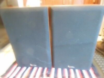 Infinity Studio Monitor SM-82, 2-way Bookshelf Speakers - Looks NICE-Works GREAT