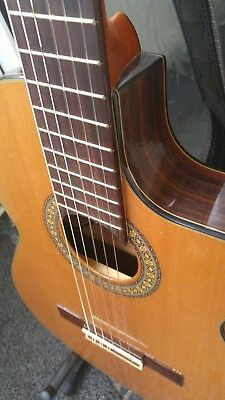 "Genuine  ""admira"" Spanish Guitar (Slim Body)"