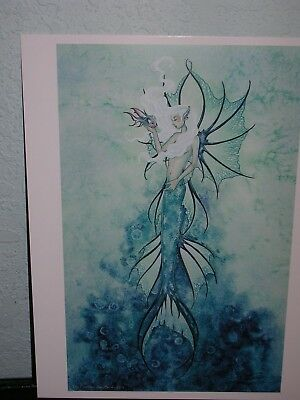 Amy Brown - The Favorite - SIGNED - New