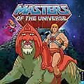 Masters of the Universe (He-Man) 2018 Square Wall Calendar